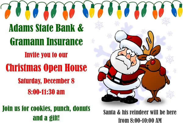 Christmas Open House